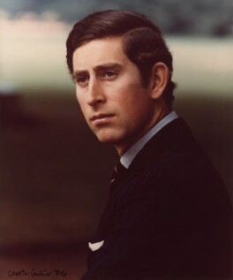 Prince Charles, by Carole Cutner - NPG x22208