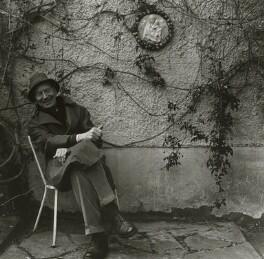 William Trevor (William Trevor Cox), by Sam Holden - NPG x126840