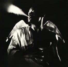 'Black Angel' (Vincent), by Chris Garnham - NPG x126842