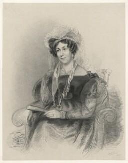 Unknown woman, by Richard James Lane, after  Thomas Charles Wageman - NPG D21783