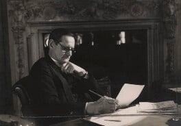 Frederick John Bellenger, by Bassano Ltd - NPG x78092