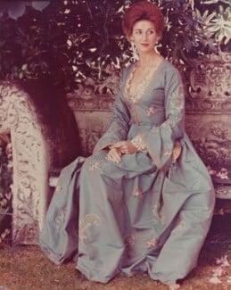 Princess Alexandra, Lady Ogilvy, by Norman Parkinson - NPG x126849