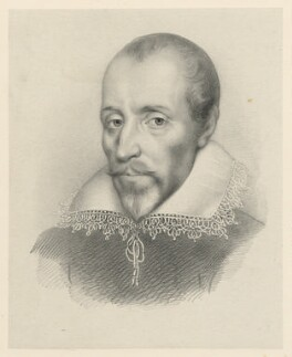 William Fiennes, 1st Viscount Saye and Sele, by Richard James Lane - NPG D21808