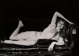 Helen Mirren as Beaty in 'Hussy', by Ken Bray - NPG x34519