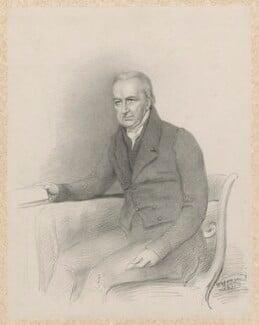 Unknown man, by Richard James Lane, after  Thomas Charles Wageman - NPG D21813