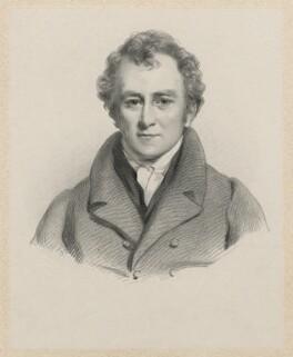 Unknown man, by Richard James Lane, after  Thomas Charles Wageman - NPG D21814