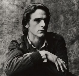Jeremy Irons, by Lord Snowdon, 1981 - NPG x27864 - © Armstrong Jones