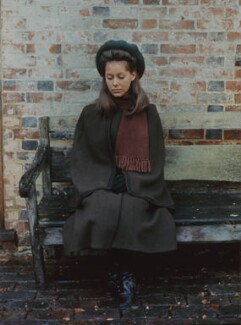 Jenny Agutter as Bobbie Waterbury in 'The Railway Children', by Lord Snowdon - NPG x76155