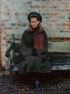 Jenny Agutter as Bobbie Waterbury in 'The Railway Children', by Lord Snowdon, 1970 - NPG x76155 - © Armstrong Jones