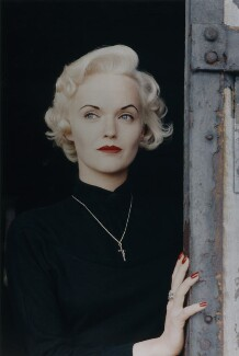 Miranda Richardson as Ruth Ellis in 'Dance with a Stranger', by Diana Miller - NPG x76158