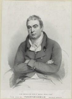 Mr Hodges, by Richard James Lane - NPG D21829
