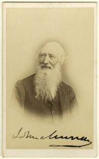 John Murray, by Bourne & Shepherd - NPG x126858