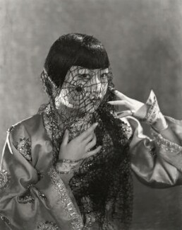 Anna May Wong, by Dudley Glanfield - NPG x126864