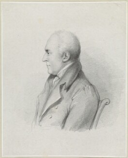 Mr Holt, by Richard James Lane - NPG D21843