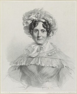 Unknown woman, by Richard James Lane, after  George Patten - NPG D21846