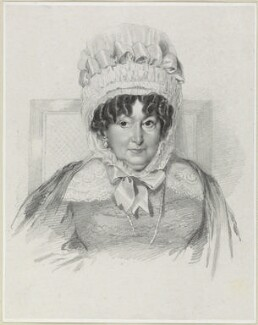 Unknown woman, by Richard James Lane - NPG D21851