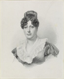 Unknown woman, by Richard James Lane - NPG D21856