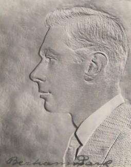 King George VI, by Bertram Park, 1930s - NPG x1695 - © estate of Bertram Park / National Portrait Gallery, London