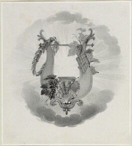 'Lyre', by Richard James Lane - NPG D21857