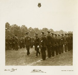 Bertram Park; King George VI, by Unknown photographer - NPG x5606