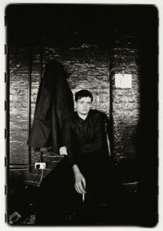 Ian Curtis, by Kevin Cummins - NPG x88055