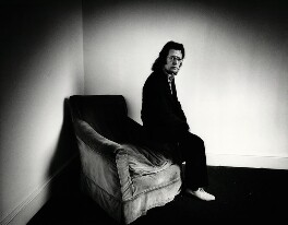 Clive Barker, by Don McCullin - NPG x29740