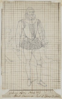 Robert Devereux, 2nd Earl of Essex, by Henry Bone, after  Unknown artist - NPG D17102