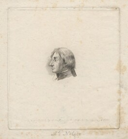 Horatio Nelson, after Simon de Koster - NPG D17798