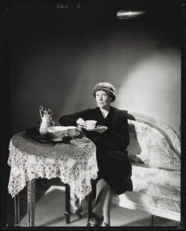 Dame Ivy Compton-Burnett, by Lee Miller - NPG P1077
