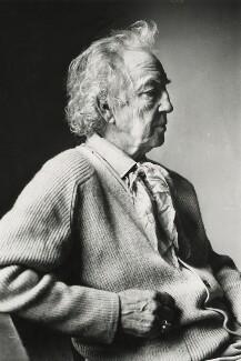 Robert Graves, by Peter Stark, 1972 - NPG x1534 - © Peter Stark / National Portrait Gallery, London