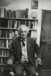 Robert Graves, by Peter Stark - NPG x1537