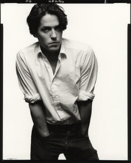Hugh Grant, by Fergus Greer - NPG x126878