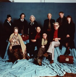 Writers, by Lord Snowdon - NPG x126893