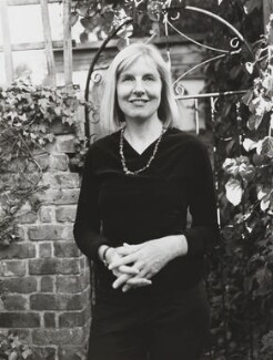 Helen Dunmore, by Mark Gerson, 1997 - NPG  - © Mark Gerson / National Portrait Gallery, London