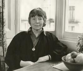 Ann Barbara Thwaite, by Mark Gerson - NPG x87013