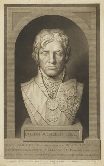 Horatio Nelson, by Charles Knight, after  Anne Seymour Damer (née Conway) - NPG D17804