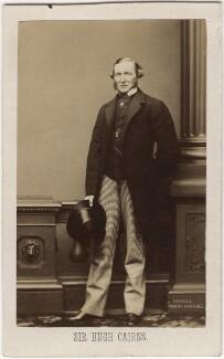 Hugh McCalmont Cairns, 1st Earl Cairns, by John Jabez Edwin Mayall - NPG Ax5080