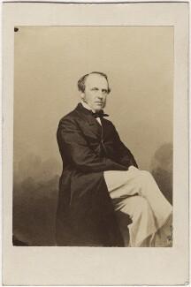 Charles John Canning, Earl Canning, by John Jabez Edwin Mayall - NPG Ax5083