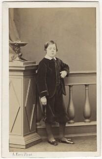 Lord Randolph Churchill, by Alexandre Ken, circa 1862 - NPG Ax5098 - © National Portrait Gallery, London