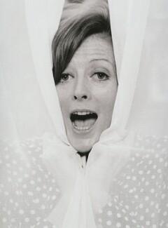 Maggie Smith, by Patrick Lichfield - NPG x126902