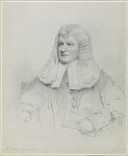 Unknown man, by Richard James Lane, after  Joseph Slater - NPG D21910