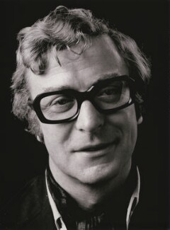 Michael Caine, by Thomas Patrick John Anson, 5th Earl of Lichfield, October 1973 - NPG x126905 - © Lichfield