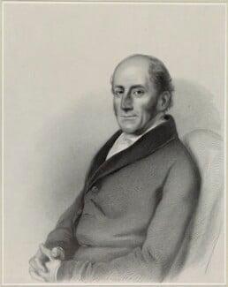 Sir Scudamore Winde Steel, by Richard James Lane - NPG D21920