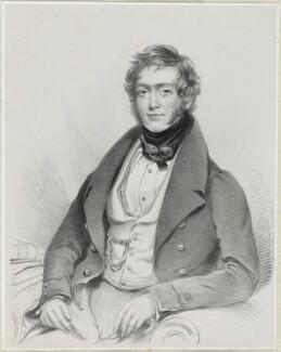 R.B. Barnes, by Richard James Lane, after  Charles Ambrose - NPG D21923