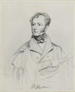 William Hulton, by Richard James Lane, after  Joseph Slater - NPG D21937