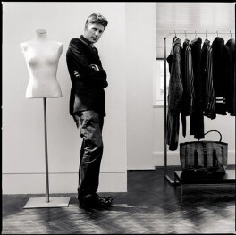 Christopher Bailey, by Steve Double - NPG x126915