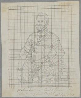 Walter Devereux, 1st Earl of Essex, by Henry Bone, after  Unknown artist - NPG D17115
