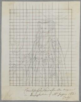 Frances (née Carey), Countess of Rutland, by Henry Bone, after  Unknown artist - NPG D17119