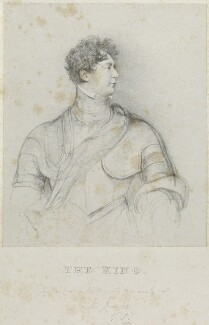 King George IV, by Richard James Lane, after  Sir Thomas Lawrence - NPG D21975