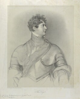 King George IV, by Richard James Lane, after  Sir Thomas Lawrence - NPG D21976